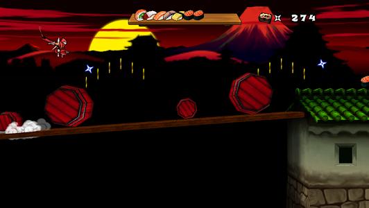 Shinobi Sun:NinjaFighter v1.0