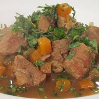 Lamb With Mint Gremolata