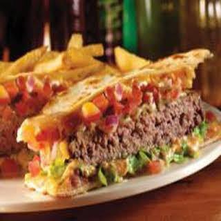 Applebee's Quesadilla Burger.