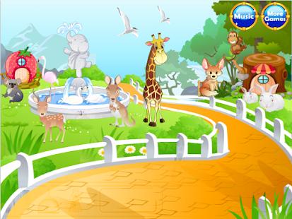 動物園清理遊戲 休閒 App-愛順發玩APP