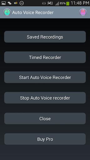 Automatic Voice recorder