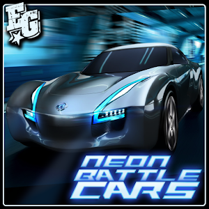 Neon Battle Cars Racing for PC and MAC