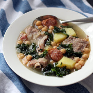 Galician Pork and Vegetable Stew.