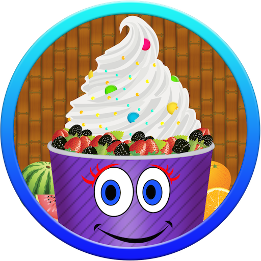 冷凍ヨーグルトメーカーフルーティー楽しい 休閒 App LOGO-硬是要APP