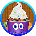 Frozen Yogurt Maker Fruity Fun icon