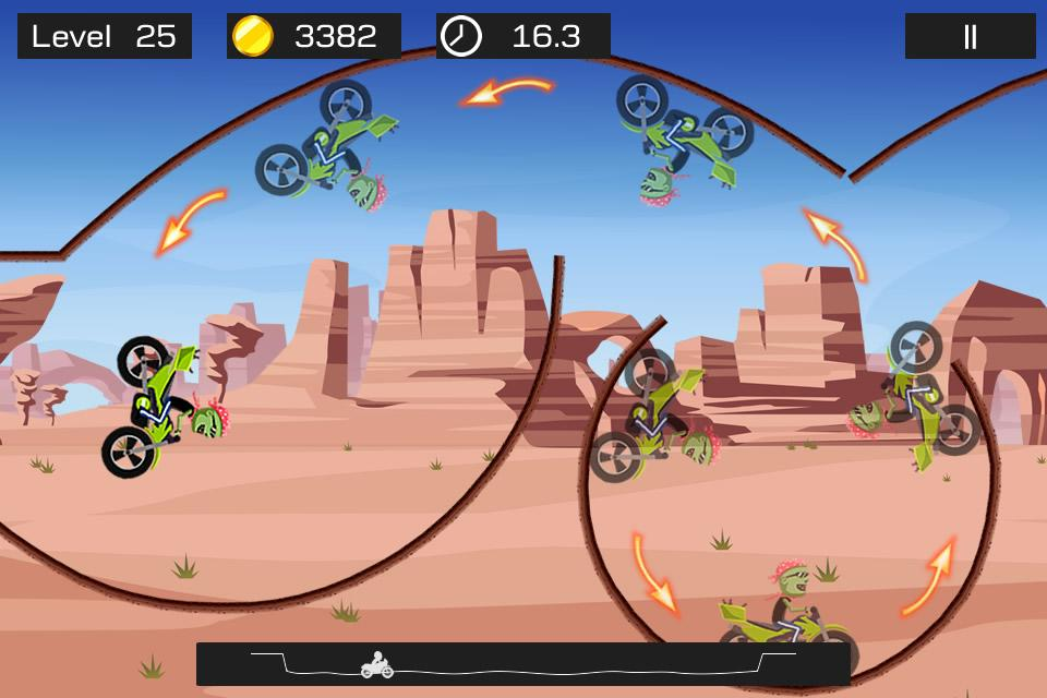 Top Bike- screenshot