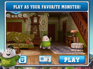 Monsters University Android