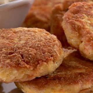Salmon Croquettes No Eggs Recipes.