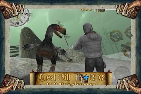 Ice Age Hunter Pro Screenshot