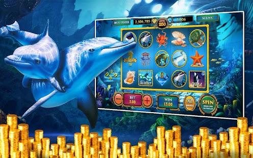 Dolphin's Gold - Slots Pokies