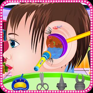 醫生遊戲 - 耳 休閒 App Store-愛順發玩APP