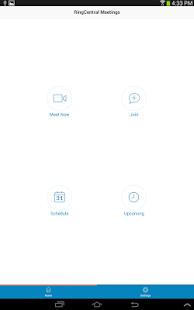 RingCentral Meetings - screenshot thumbnail