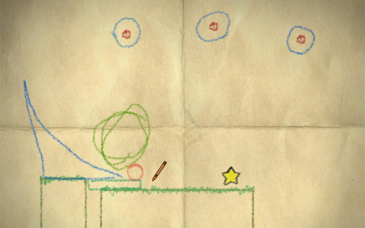 Crayon Physics Deluxe - screenshot