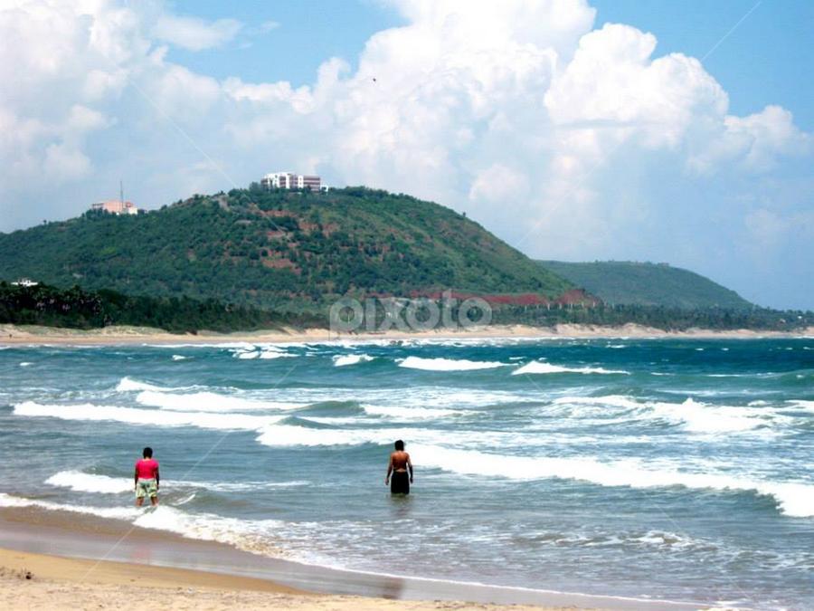R K Beach Vizag Beaches Landscapes Pixoto