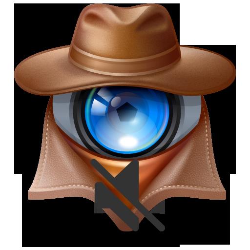 工具App|몰래 촬영카메라Silent Spy Camera LOGO-3C達人阿輝的APP