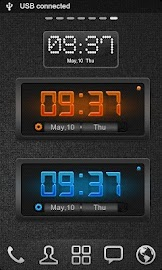 GO Clock Widget Screenshot 5