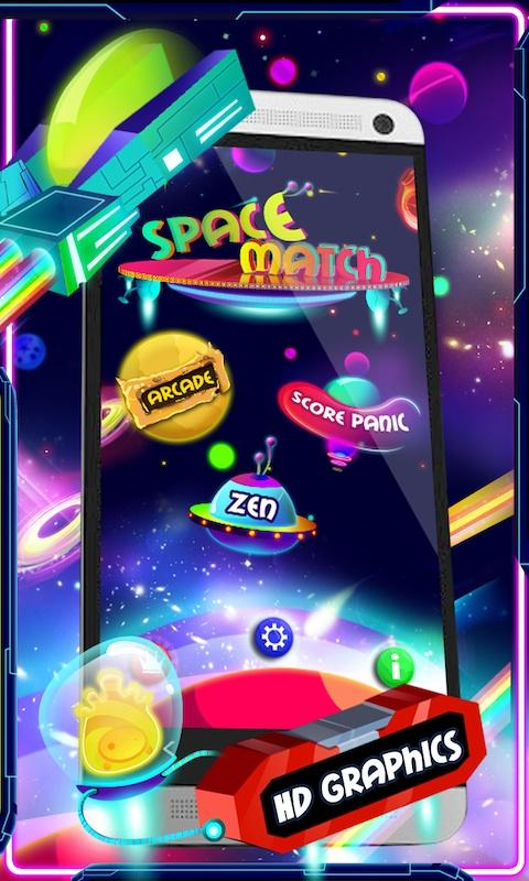 Space Match- screenshot