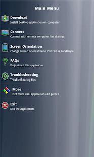 Remote PC Share- screenshot thumbnail