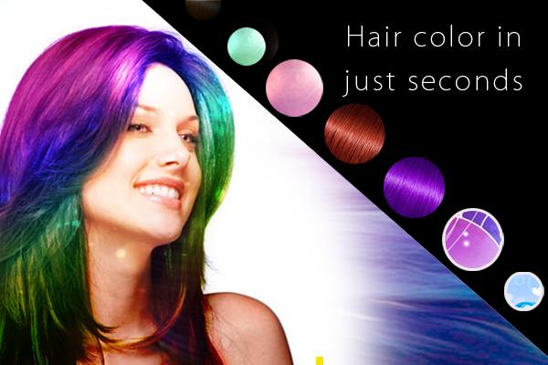 Changer la couleur des cheveux  Applications Android sur Google ...