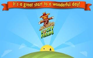 Screenshot of Lucky Fields