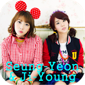 SeungYeon&JiYoungLiveWallpaper icon