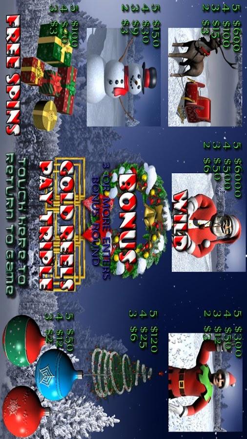Christmas Jackpot Slot Machine- screenshot