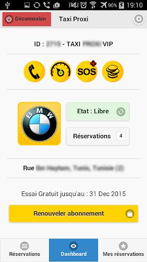 【免費交通運輸App】Taxi Proxi-APP點子