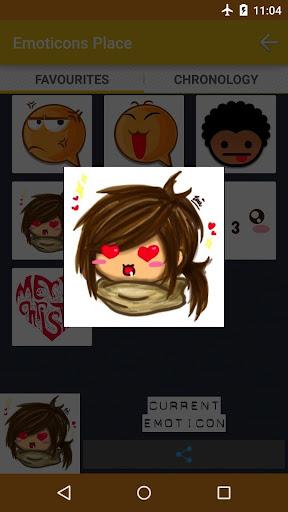 【免費社交App】Chats Emoticons, Pack Support-APP點子
