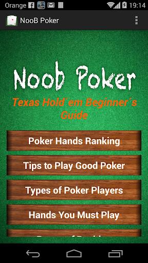 NooB Poker