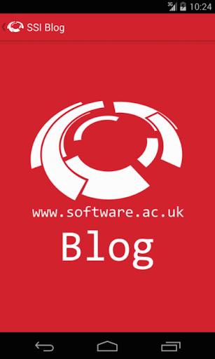 SSI Blog