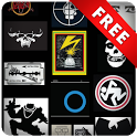 Rock and Metal Bands Logo Quiz icon