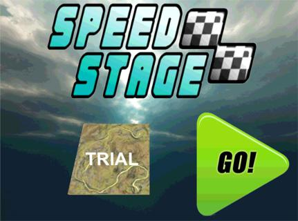 Speed Stage: 3D Rally RED- screenshot