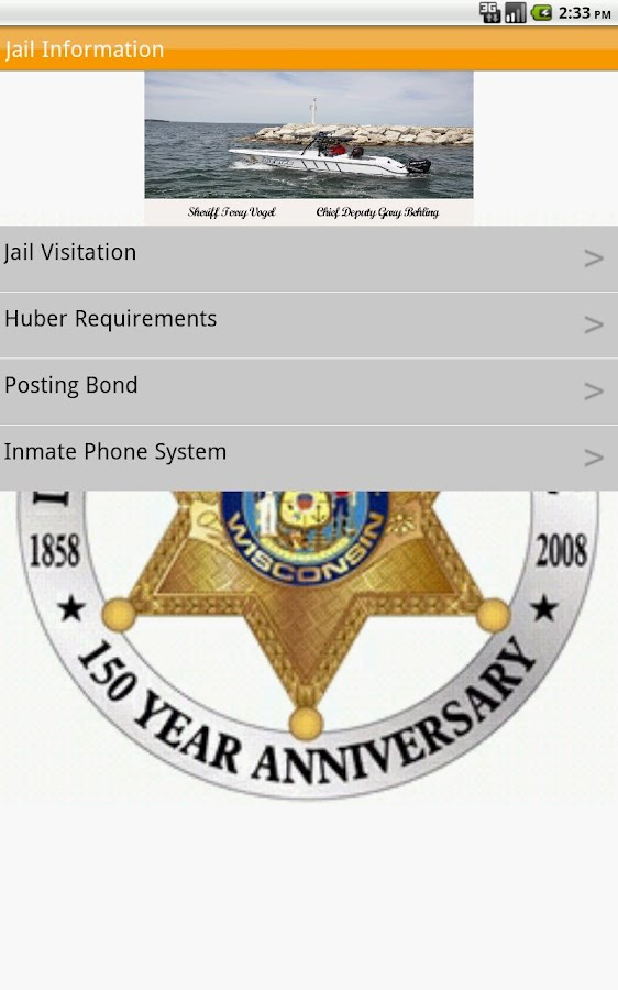 Door County Sheriff - screenshot