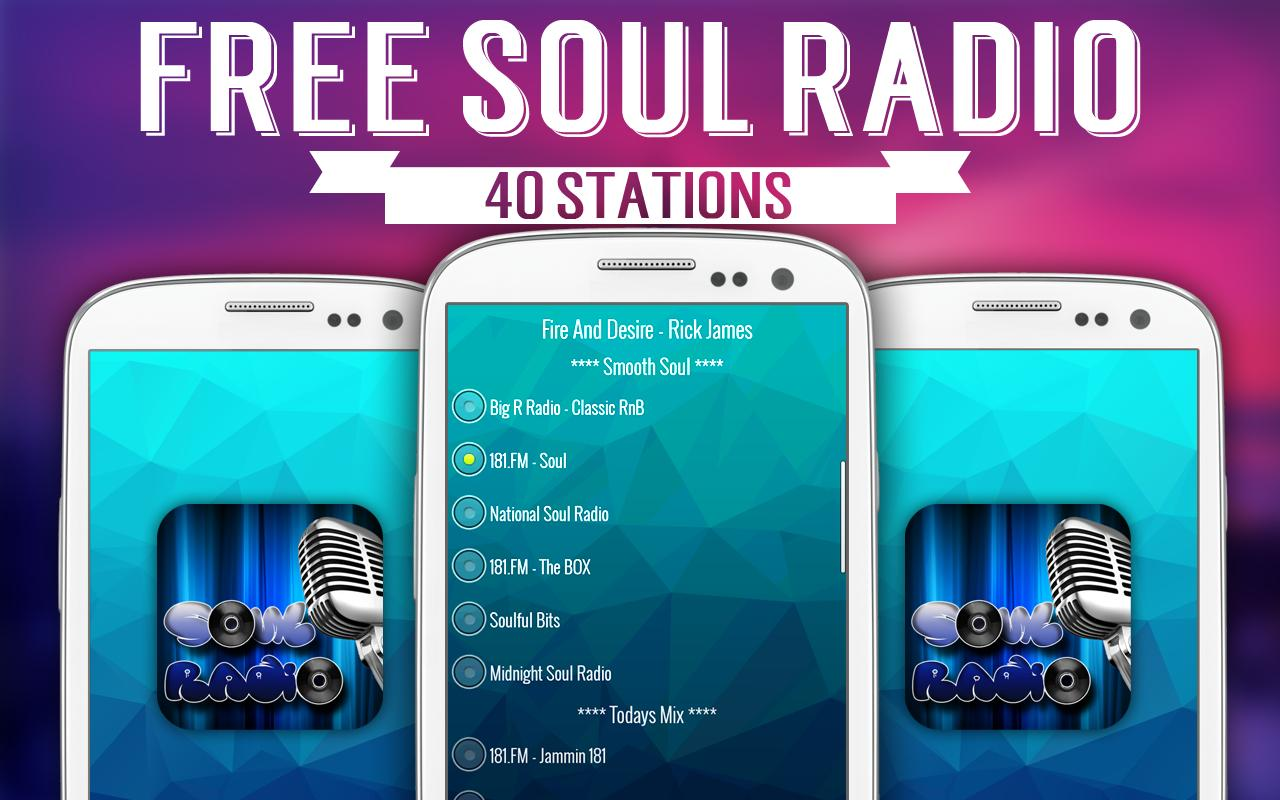Free Soul Radio- screenshot