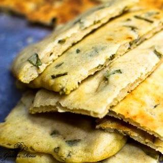 Buttermilk Scallion Flatbread