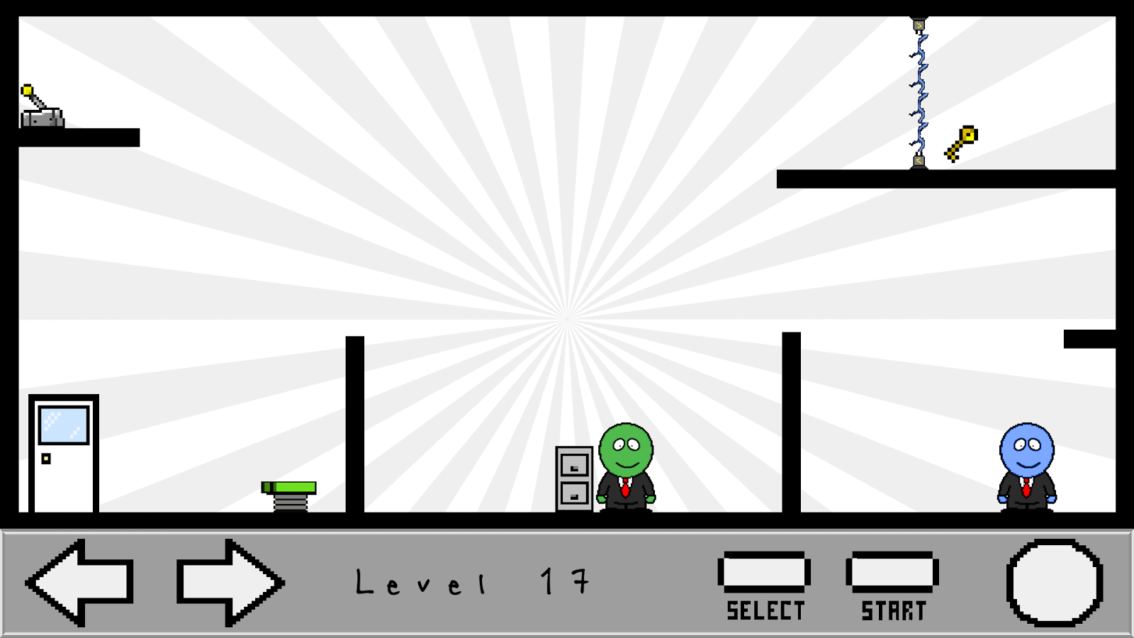Mr. Green- screenshot