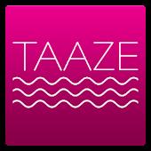 TAAZE
