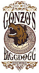 Logo of Gonzo's Biggdogg Geyser Brown Ale