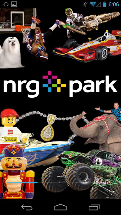 NRG Park- screenshot
