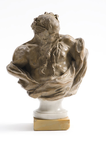 Bust of a River God