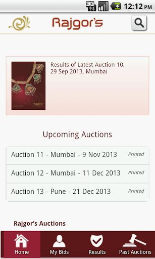 Rajgor's Auctions