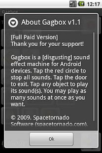 Gagbox Sound Effects Machine - screenshot thumbnail