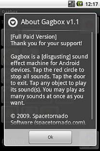 Gagbox Sound Effects Machine- screenshot thumbnail