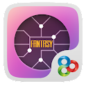 (Free)Fantasy GO LauncherTheme icon