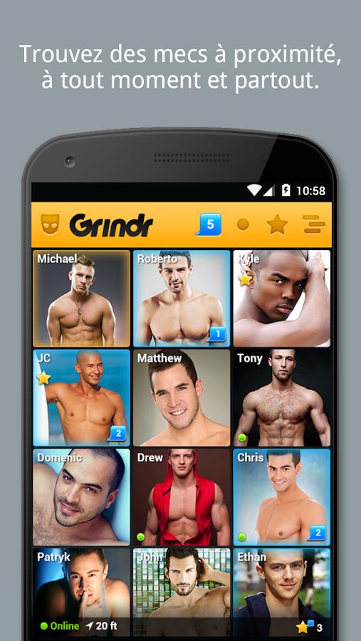 Grindr google play