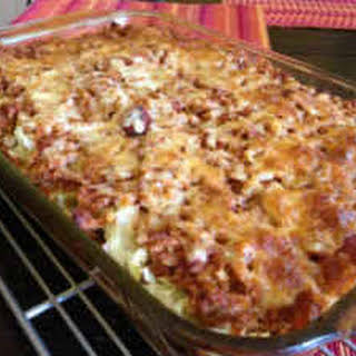 Stuffed Cabbage Casserole.