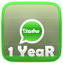 Whatsapp 1 Year Free PROMOTION icon