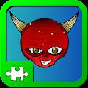 Puzzles: Horror icon