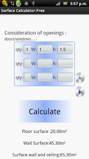 【免費工具App】Surface Calculator Free-APP點子
