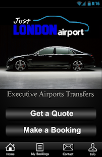 Just London Airports